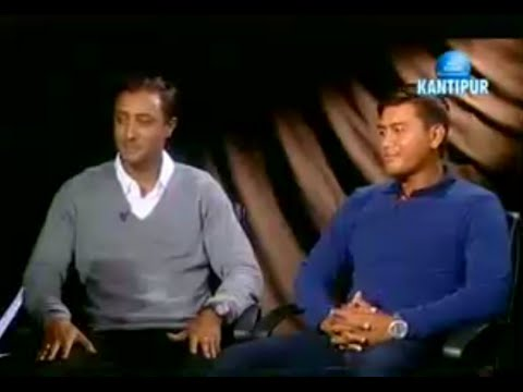 Interview with Parash Khadka and Gyanendra Malla on Fireside