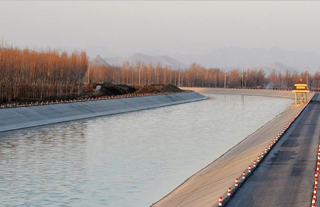 China Man Made River