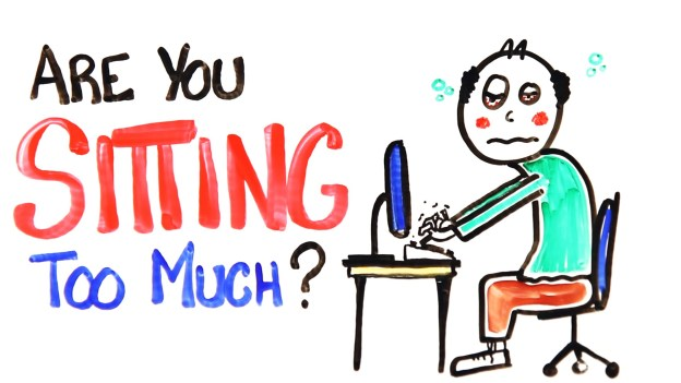 Are You Sitting Too Much?