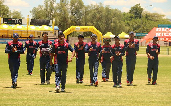 Nepal Wins Against Host Namibia By 3 Wickets