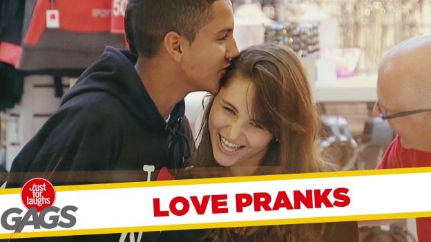 Best Romantic Love Pranks