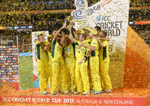 Australia Defeats Neighbour New Zealand, Becomes 5-Time Cricket World Champs