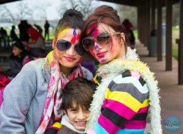 Holi Celebration 2015 by ICA - Photo 103