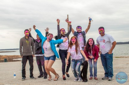 Holi Celebration 2015 by ICA - Photo 105