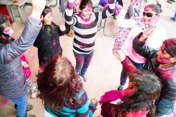 Holi Celebration 2015 by ICA - Photo 35