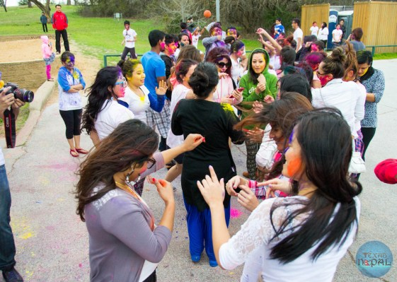 Holi Celebration 2015 by ICA - Photo 46