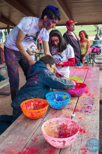 Holi Celebration 2015 by ICA - Photo 58