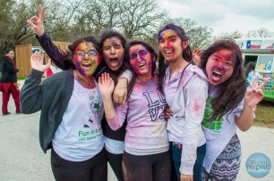 Holi Celebration 2015 by ICA - Photo 66
