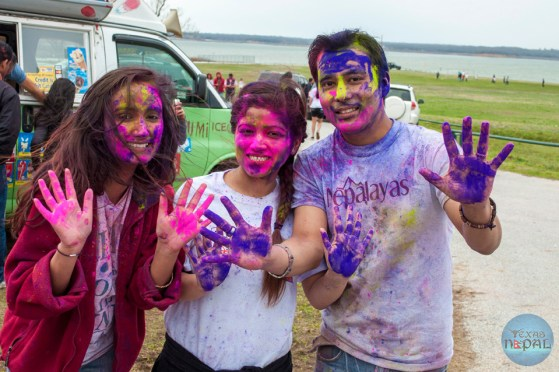Holi Celebration 2015 by ICA