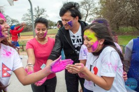 Holi Celebration 2015 by ICA - Photo 81