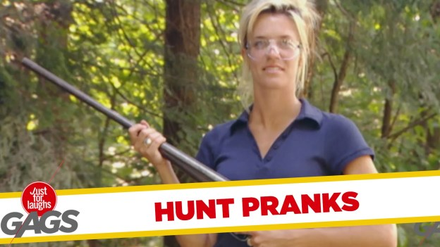 Best Hunting Pranks