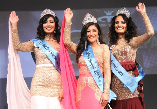Miss Nepal 2015 (Video Highlights)