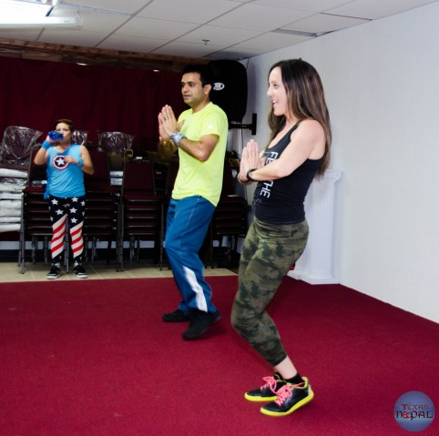 Zumba Dance for Earthquake Victims of Nepal Photo 25