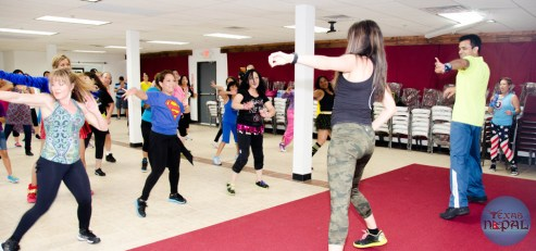 Zumba Dance for Earthquake Victims of Nepal Photo 27