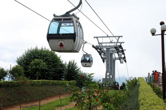 Manakama Cable Car Service Opened From Today