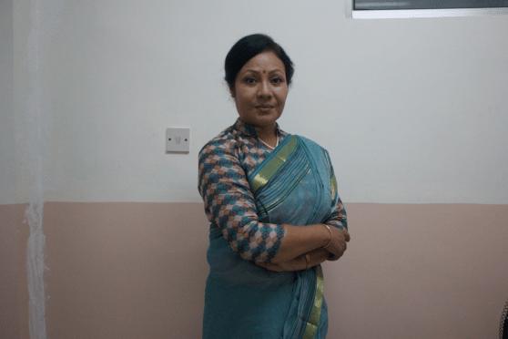 Singha Durbar Portrays Nepal's First Female Prime Minister
