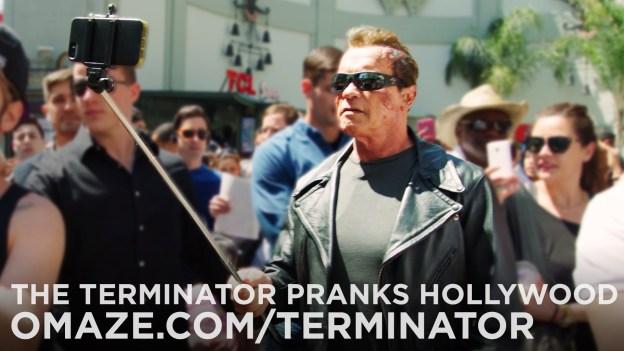 Arnold Schwarzenegger Pranks Hollywood In Hilarious Terminator Stunt