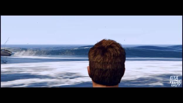 The Best Tribute To Paul Walker In GTA V