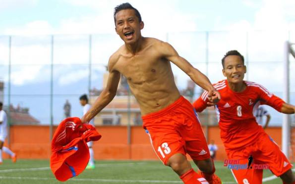 Nepal Hailed Victorious Winning U-19 SAFF Championship Against India
