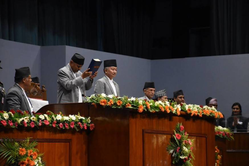 new constitution of nepal 2072