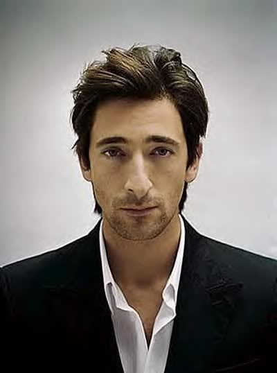 Hollywood Star Adrien Brody In Town!