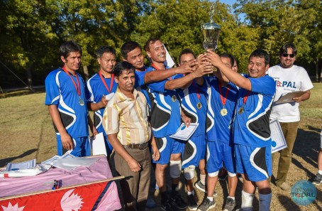 Dashain Volleyball Tournament 2015 Euless - Photo 26