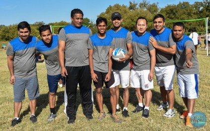 Dashain Volleyball Tournament 2015 Euless - Photo 4