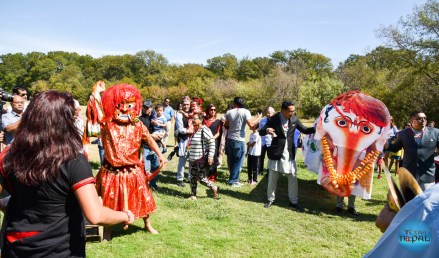 Indra Jatra Celebration 2015 Texas - Photo 41