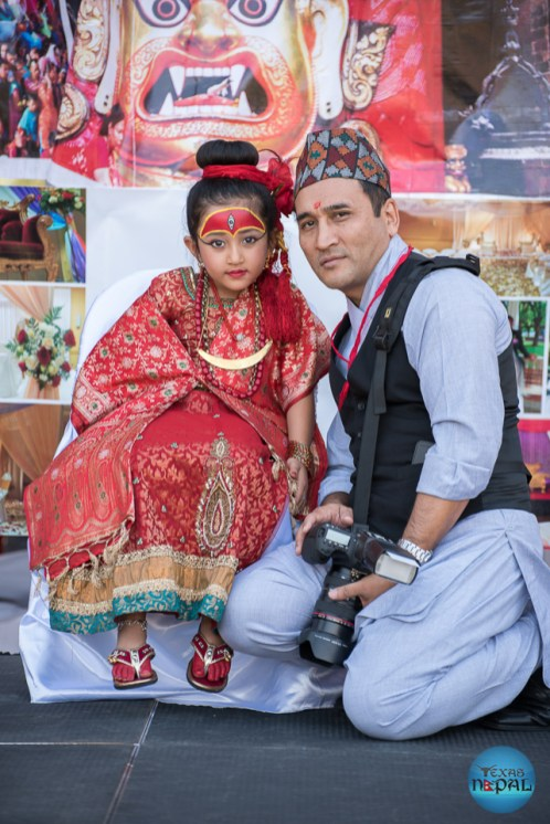 Indra Jatra Celebration 2015 Texas - Photo 70