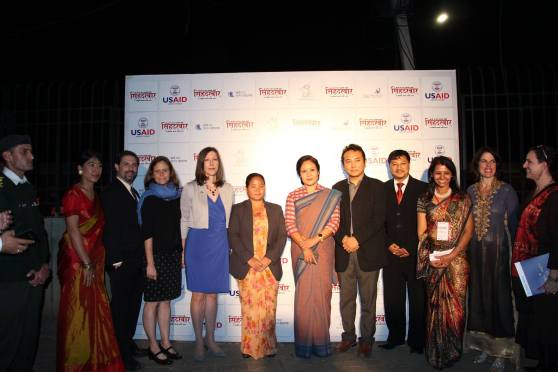 Gauri Malla Shines Bright As Nepal's PM in 'Singha Durbar'