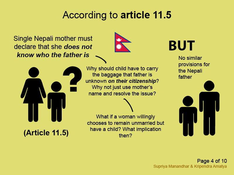 A Critique on the Citizenship Provision of the Constitution of Nepal 2072_4