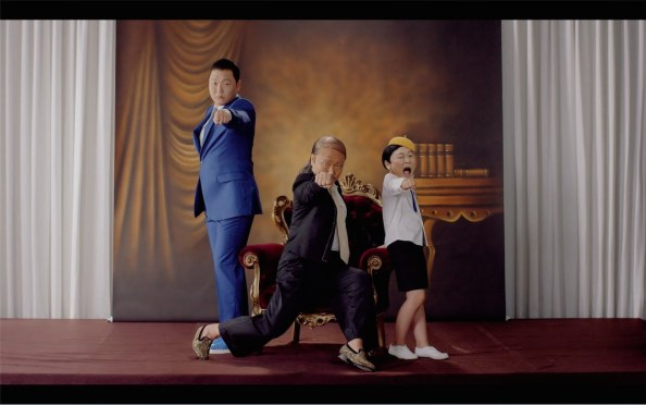 PSY Is BACK And He Introduces Us To His 'Daddy'!