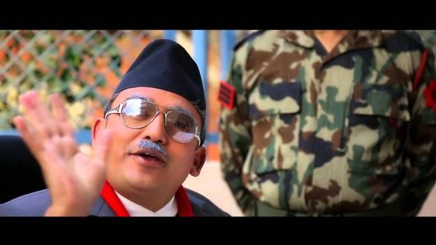 Nepali Comedy नरपशु मन्त्रालय by Dhurmus Suntali