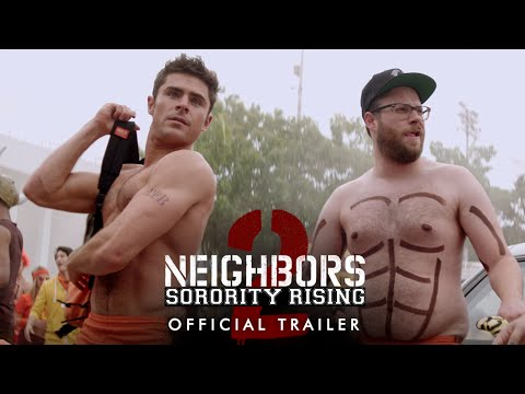 TRAILER: Neighbors 2 Is Releasing In May!