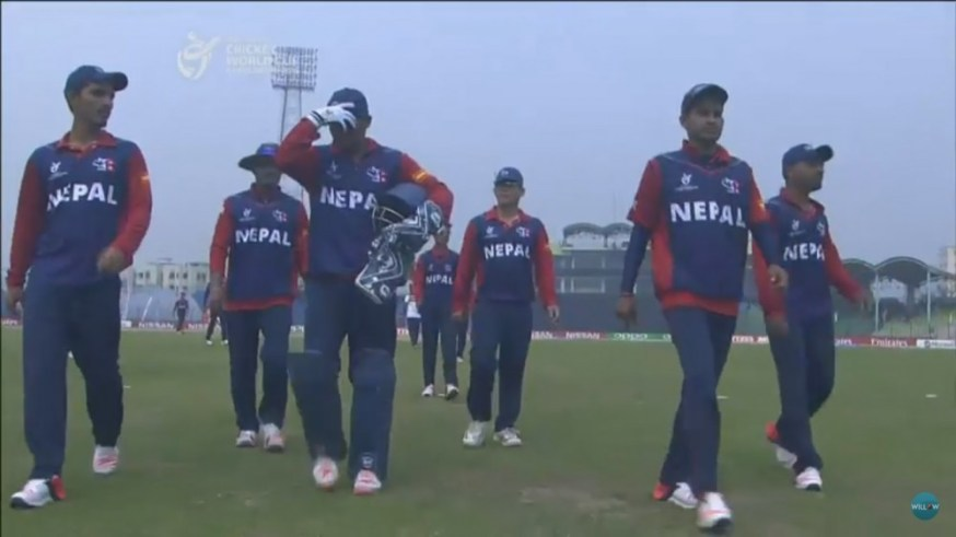 Pakistan defeats Nepal in 5th place play-off