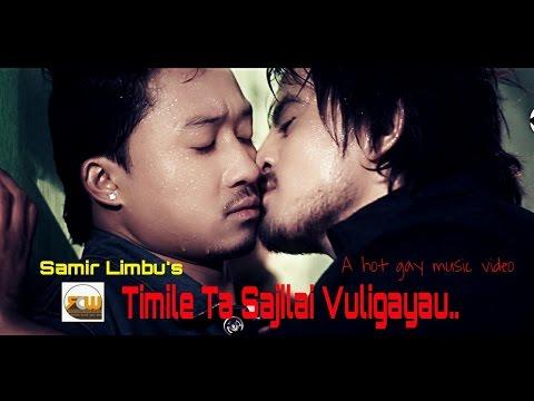 MUSIC VIDEO: Samir Limbu's 'Timile Ta Sajilai' Tells Story Of Same Sex Love