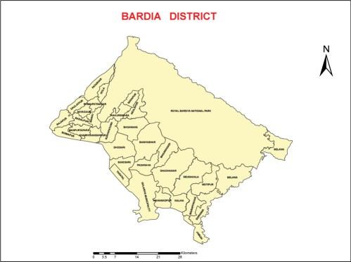Heat Wave In Bardiya Sweep To Extremity