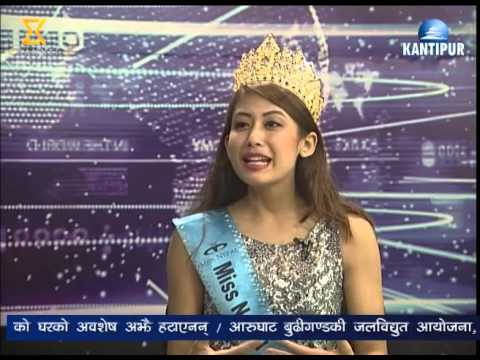 Interview with Miss Nepal 2016 Ashmi Shrestha
