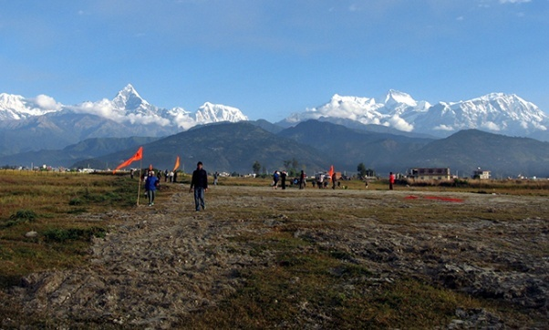 Construction of International airport in Pokhara to begin in New Year