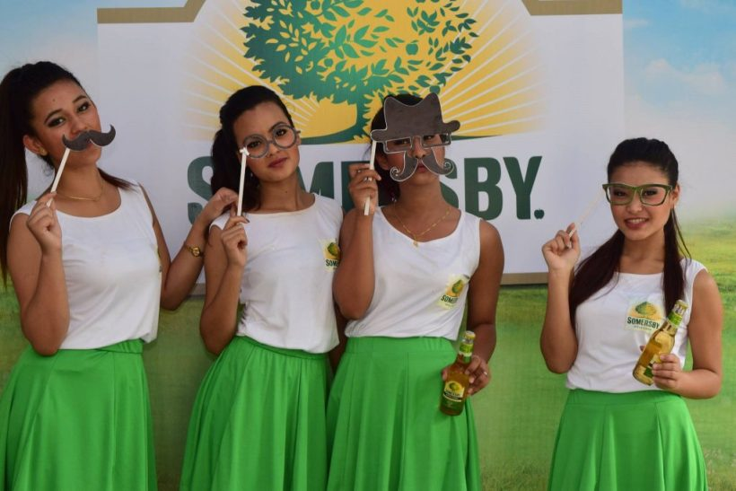 Somersby Apple Cider Launched In Nepal