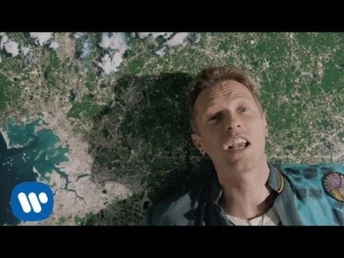 MUSIC VIDEO: Coldplay's 'Up&Up' Is A VFX Masterpiece