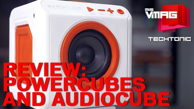 Gadget Review: PowerCube and AudioCube