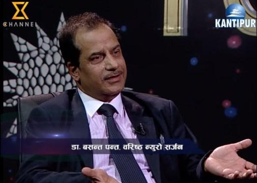 Tough Talk With Dr. Basanta Panta