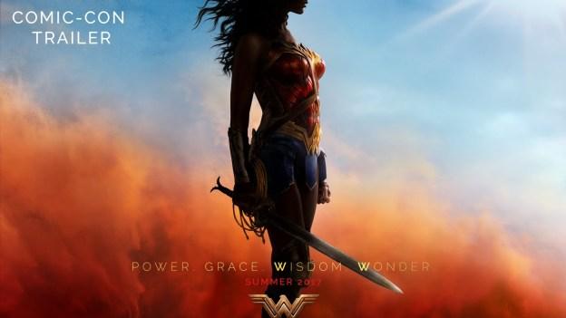 TRAILER: Gal Gadot Kicks Ass In Wonder Woman Trailer