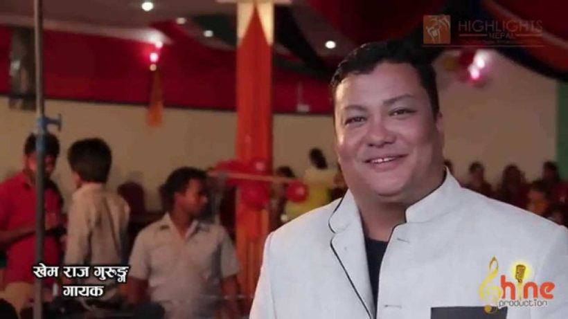 khemraj Gurung passes away at 42