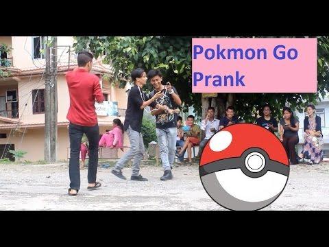 Nepali Prank – Pokemon Go Prank