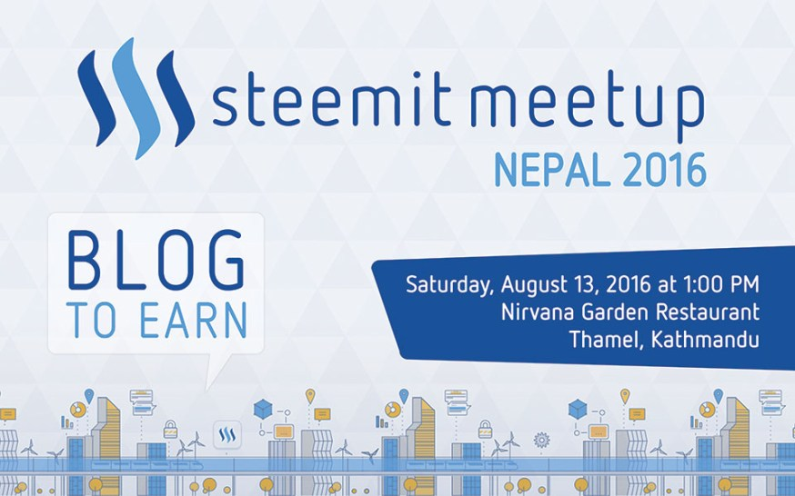 steemit Meetup Nepal 2016