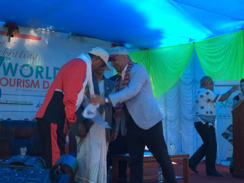 Grand 37th Tourism Day Celebration At Nepal Tourism Board