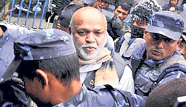 Former Minister Shyam Sundar Gupta Arrested Over Kidnapping Threat