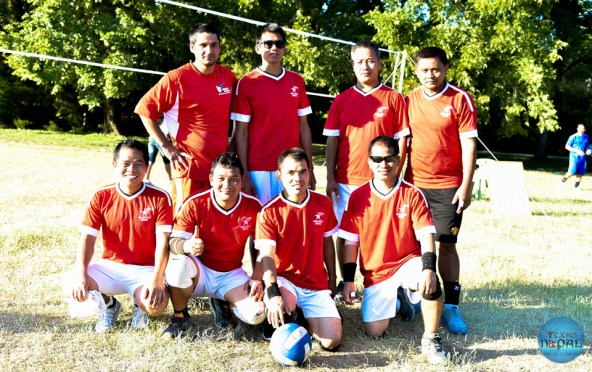 Dashain Cup Volleyball Tournament 2016